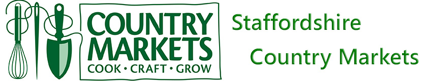 Staffordshire Country Market Logo